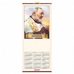 Calendario in canna Mod. PA395
