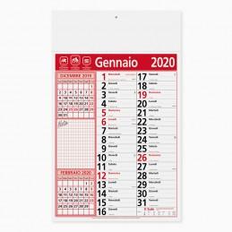 Olandese mensile 12 fogli...