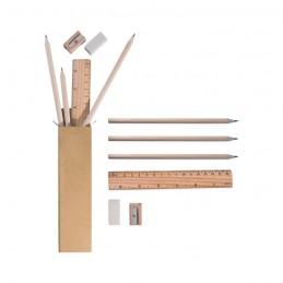 Set matite + righello +...
