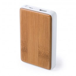 Power bank  in bamboo 4000...