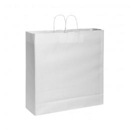 Shopper kraft bianca con...