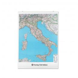 Cartina DItalia in carta...